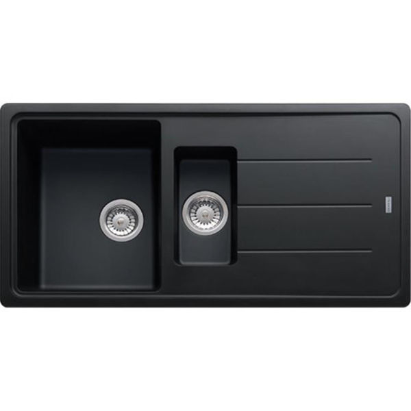 Franke Basıs BFG 651 Nero (Siyah) Granit Evye Eviye resmi