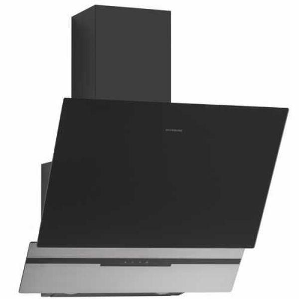 Silverline 3450.6 SLIM-LINE BASIC Siyah Davlumbaz resmi