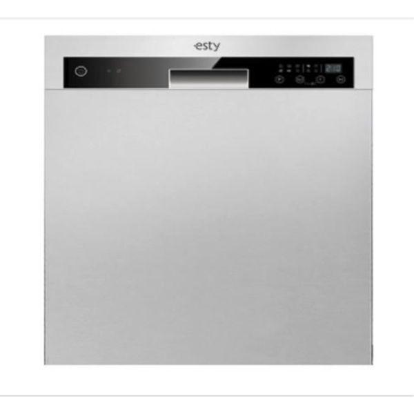 Esty ABM11028B01 Inox Yarı Ankastre Bulaşık Makinesi resmi
