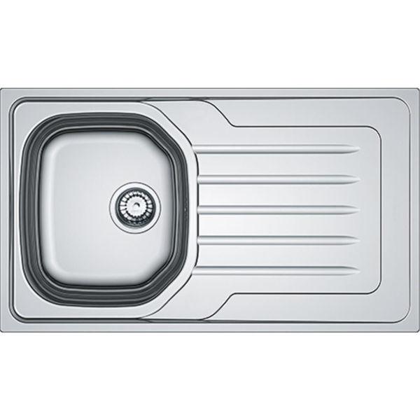 Franke OLX 611 SAĞ Paslanmaz Çelik Evye resmi