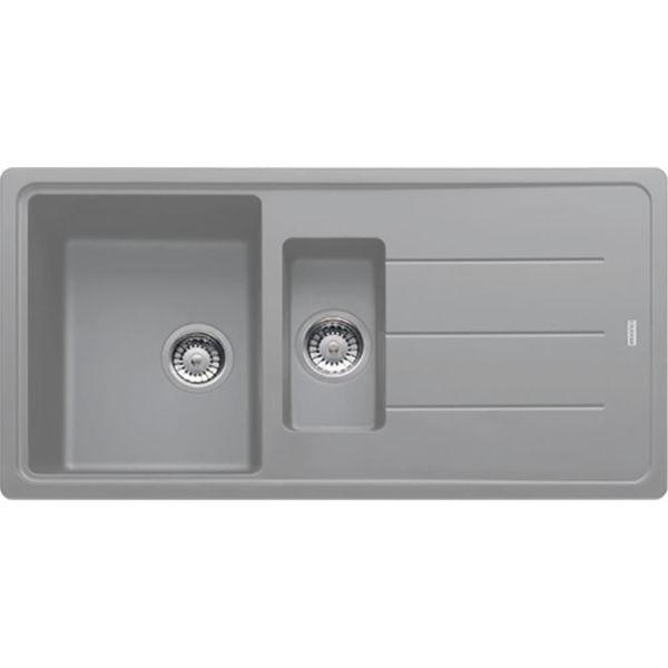 Franke Basıs BFG 651 Stone Grey (Gri) Granit Eviye resmi