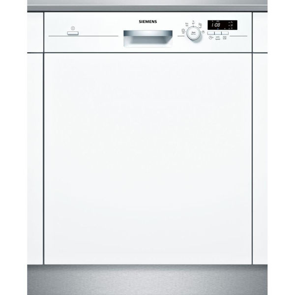 Siemens SN515W00DT Beyaz Yarı Ankastre Bulaşık Makinesi resmi