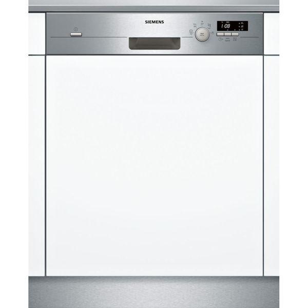 Siemens SN515S00DT Inox Yarı Ankastre Bulaşık Makinesi resmi