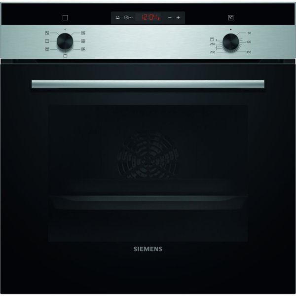 Siemens HB013FBS1T Siyah Ankastre Fırın resmi