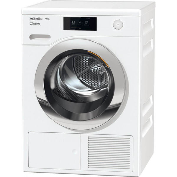 Miele TCR860WP Eco&Steam Wifi&XL 9 Kg A+++ Kurutma Makinesi resmi