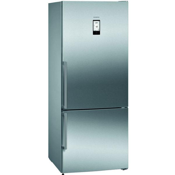 Siemens KG76NAIF0N Inox Nofrost Buzdolabı resmi