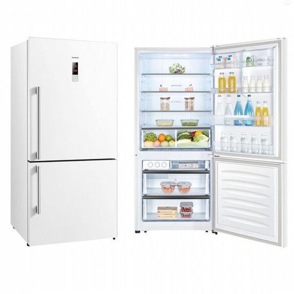Silverline R12028W01 Beyaz Buzdolabı resmi