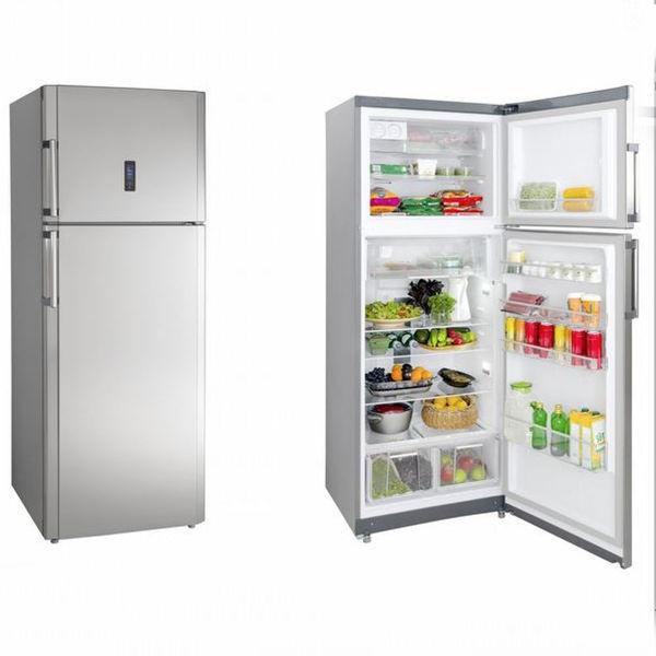 Silverline R12072X01 Inox Buzdolabı resmi