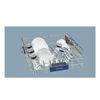 Siemens SN235I00NT Inox Bulaşık Makinesi 5 Prog,3. Çekmece resmi