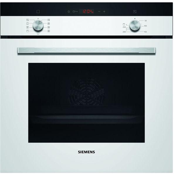 Siemens HB214FBW0T Beyaz Ankastre Fırın resmi
