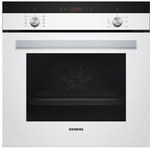 Siemens HB234FEW0T Beyaz Ankastre Fırın resmi