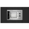Teka MB 620 BI SS Inox Siyah Mikrodalgafırın resmi