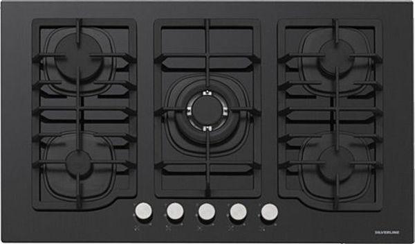 Silverline CS5406B01 Siyah Ankastre Ocak resmi