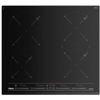 Teka IZ 6420 BK Siyah İndüksiyonlu Ocak resmi