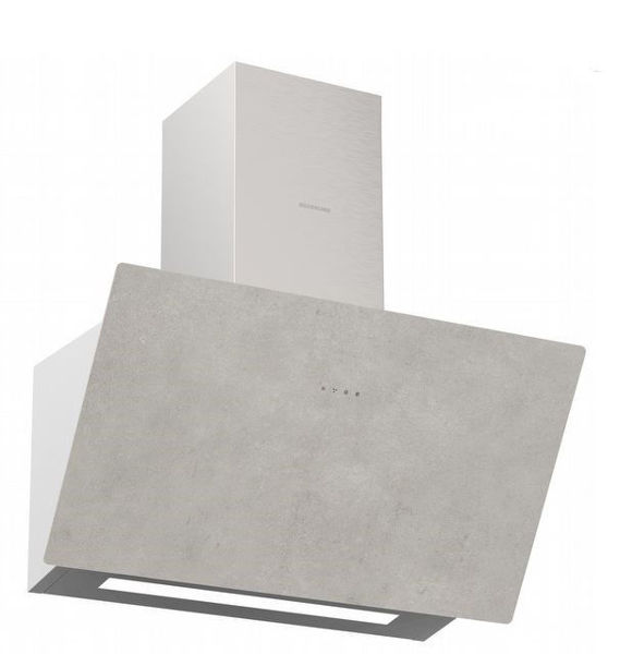 Silverline 3474.6 STRONG Çimento Gri Davlumbaz resmi