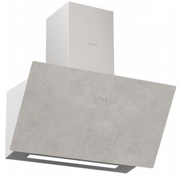 Silverline 3474.8 STRONG Çimento Gri Davlumbaz resmi