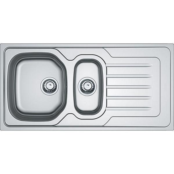 Franke OLX 651 Sağ Çelik Evye resmi