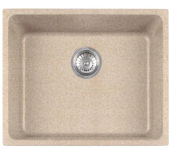 Franke KBG 110-50 Avena Tezgahaltı Granit Evye resmi