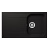 Schock Viola D100 Nero (Siyah) Granit Eviye resmi