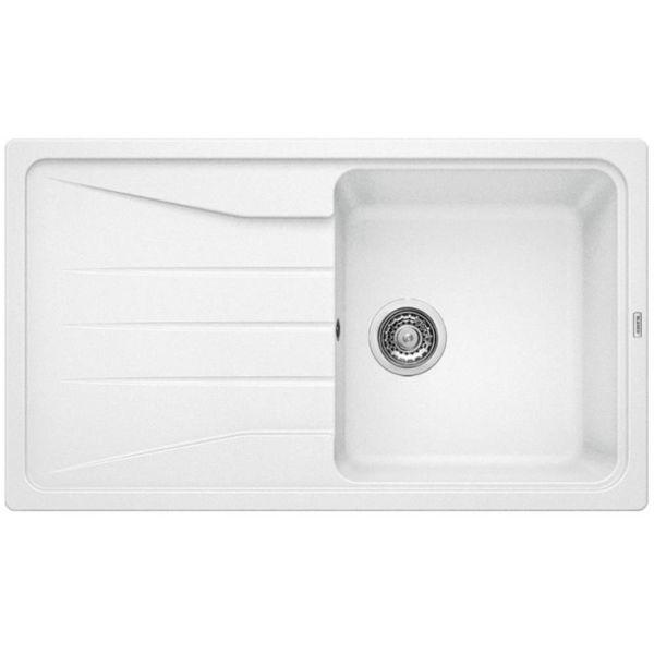 Blanco SONA 5S Beyaz Granit Eviye resmi