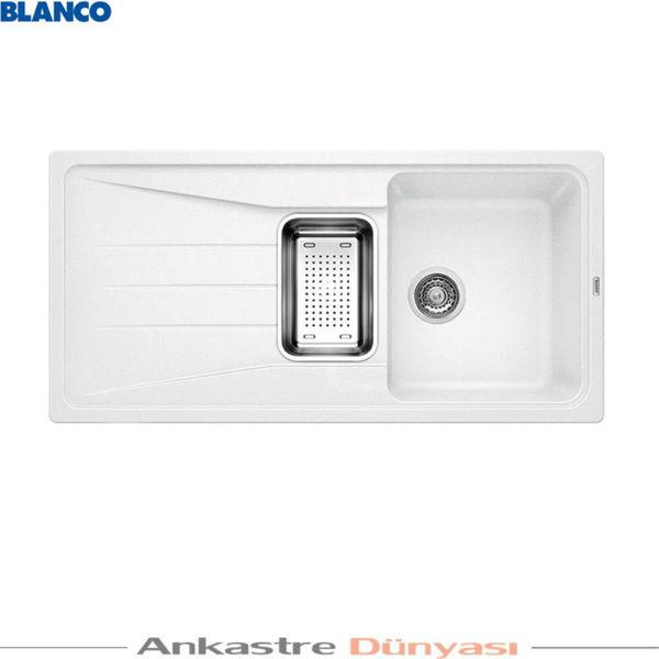 Blanco SONA 6S Beyaz Granit Eviye resmi