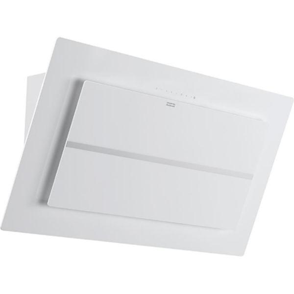 Franke FMPL 906 WH B Beyaz Cam Davlumbaz resmi