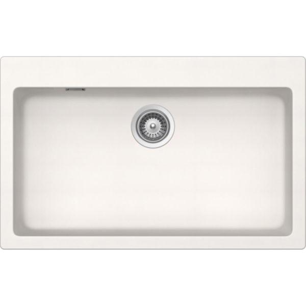 Schock Signus N100 XL Polaris (Beyaz) Granit Evye resmi