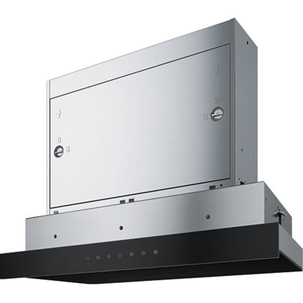 Franke Mythos FMY 608 POT BK Siyah Ankastre Box Aspiratör resmi