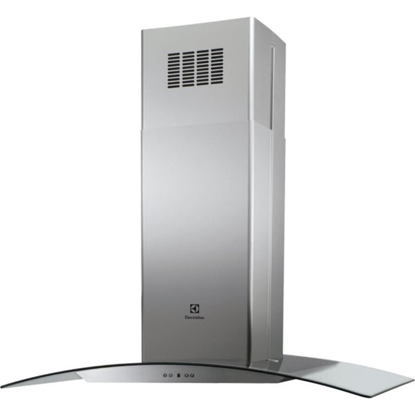 Electrolux EFL10965OX 100CM Ada Tipi Davlumbaz resmi