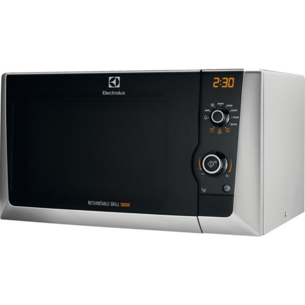 Electrolux EMS21400S Gümüş Gri Mikrodalga resmi