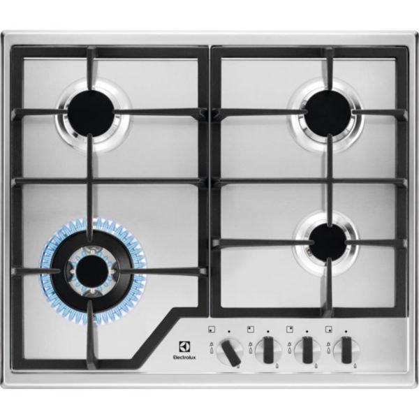 Electrolux KGS6436X Inox Ankastre Ocak resmi