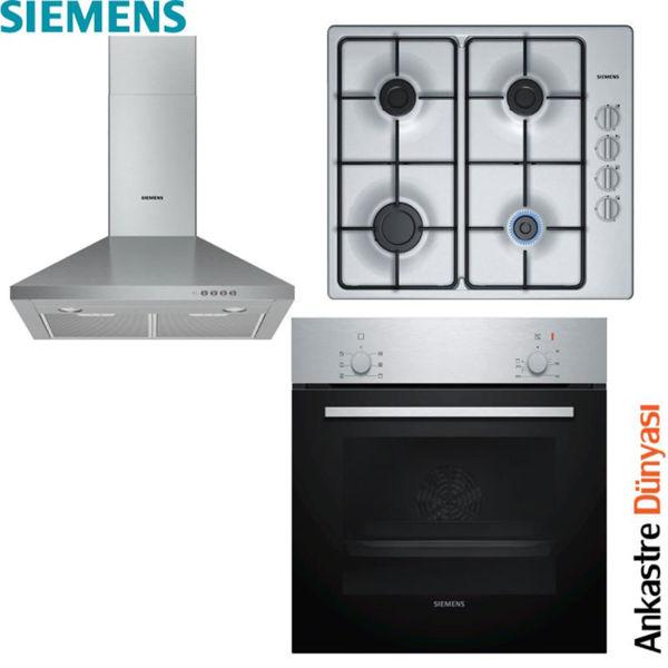 Siemens Ankastre Set [LC64PCC50T+EO6C5PB80O+HB010FBR1T] (SMN13) resmi