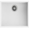 Teka SQUARE 50.40 TG (Artic White) Beyaz Granit Evye resmi