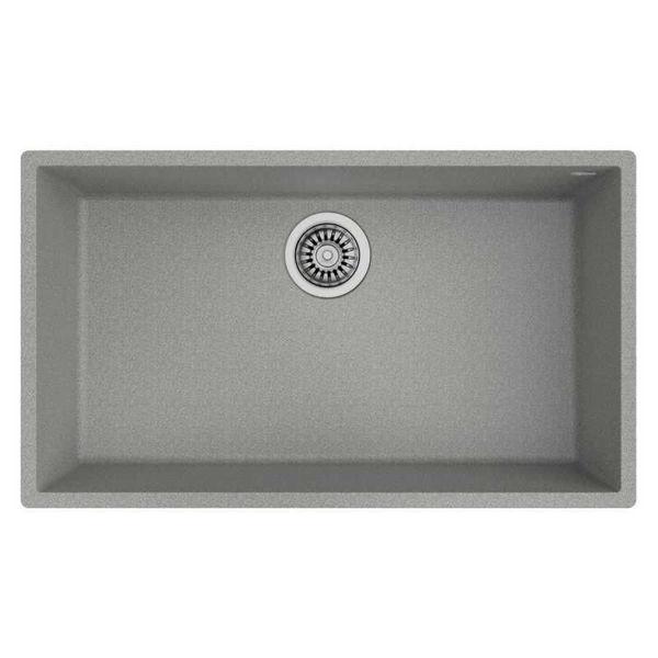 Teka SQUARE 72.40 TG (Stone Grey) Gri Granit Evye resmi