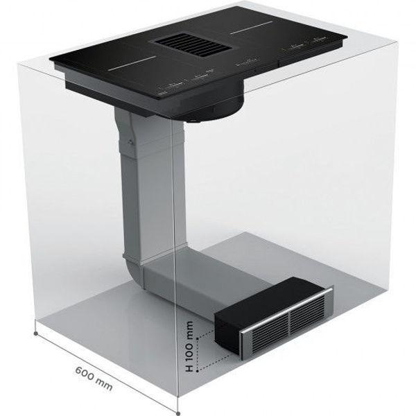 Franke Mythos 10 cm'lik Modül Karbon Fıltre Kiti resmi