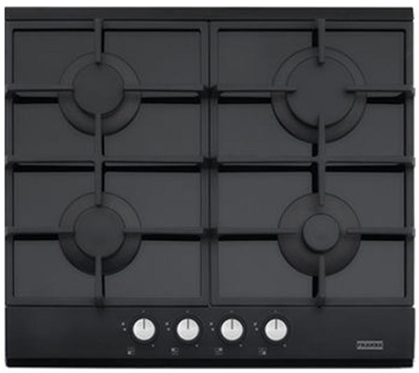 Franke FHNG 604 4G BK C Siyah Cam Ankastre Ocak resmi
