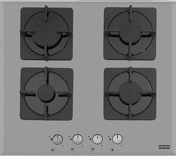 Franke FHNS 604 4G GR C Grey Cam Ankastre Ocak resmi