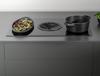 Silverline 3412.4 SUPREME Siyah Tezgahtan Çekişli Davlumbaz resmi