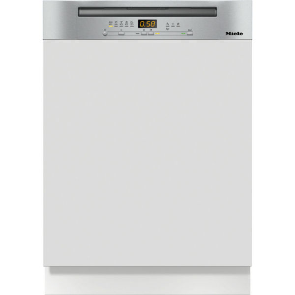 Miele G5215 SCi XXL EDST Active Plus Yarı Ankastre Bulaşık Makinesi resmi