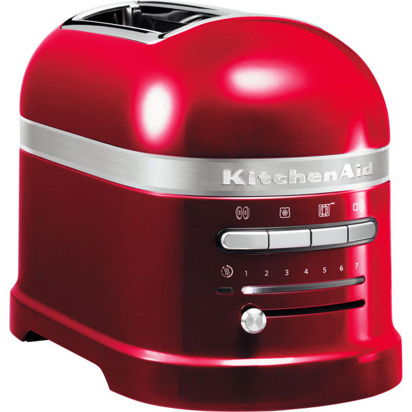 Kitchenaid Artisan 2 Dilim Ekmek Kızartma Makinesi 5KMT2204 Candy Apple-ECA resmi
