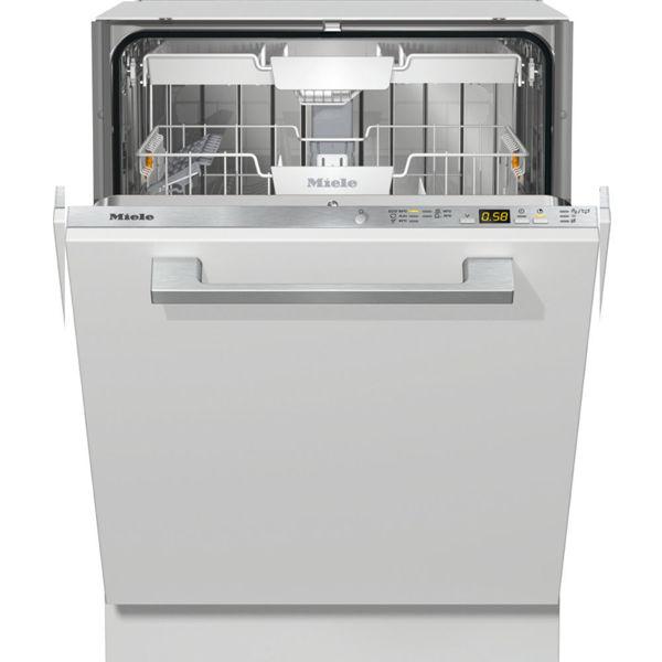 Miele G5077 SCVi XXL EDST Selection Tam Ankastre Bulaşık Makinesi resmi