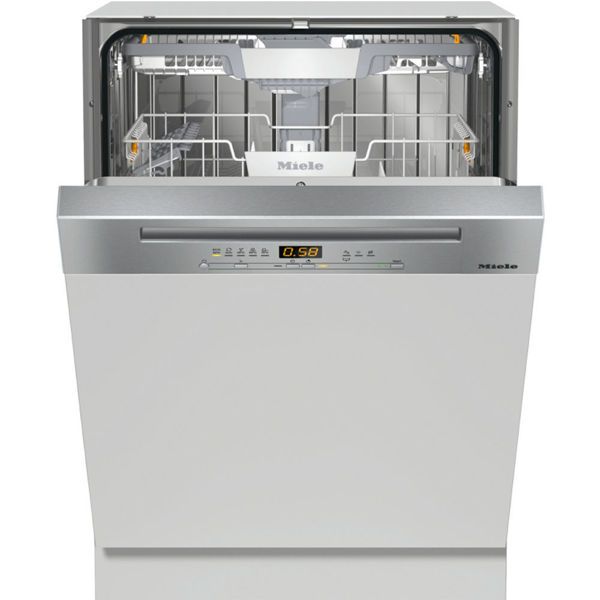 Miele G5227 SCi XXL EDST CS Selection Yarı Ankastre Bulaşık Makinesi resmi
