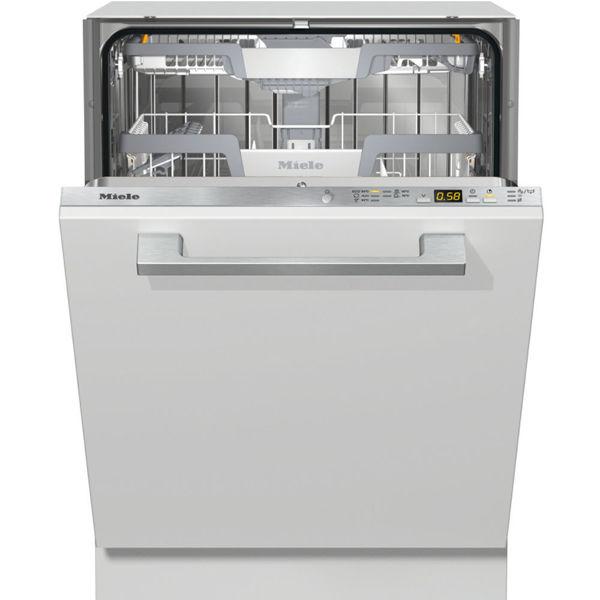 Miele G5277 SCVi XXL EDST  Selection Tam Ankastre Bulaşık Makinesi resmi
