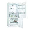 Siemens KG86NDWF0N Beyaz Çekmece Konseptli XXL Nofrost Buzdolabı resmi