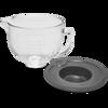 Kitchenaid 4,8 L Stand Mikser İçin Cam Kase-5KSM5GB resmi