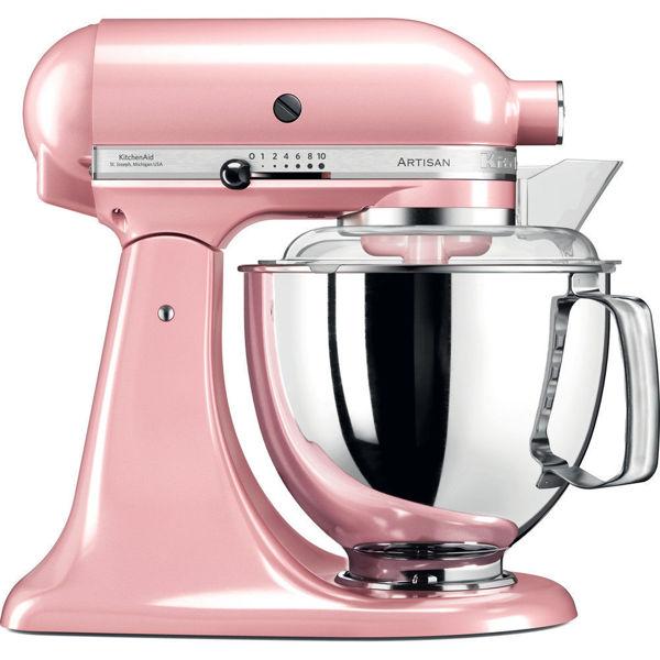 Kitchenaid Artisan 4,8 L Stand Mikser 5KSM175PS Silky Pink-ESP resmi