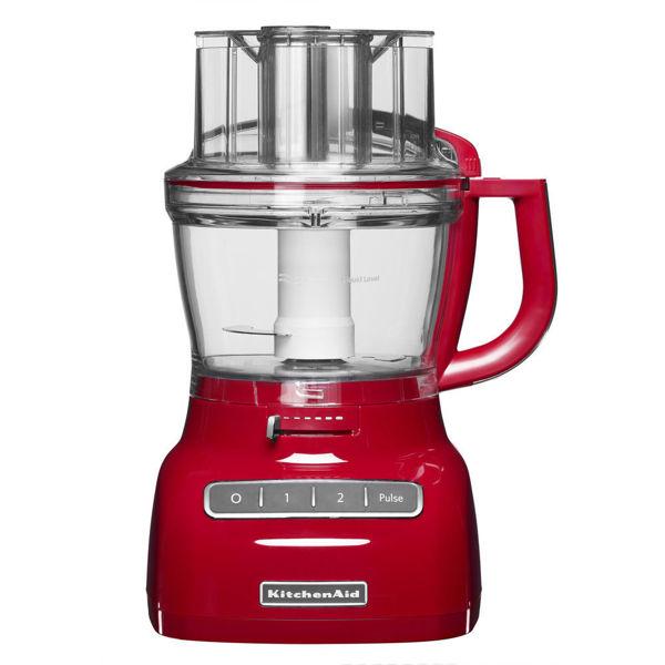 Kitchenaid 3,1 L Mutfak Robotu 5KFP1335 Empire Red-EER resmi