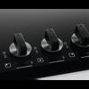 Electrolux KGG9538K Siyah Ankastre Cam Ocak resmi