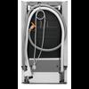 Electrolux ESL4201LO A+ 5 Programlı 45 cm Ankastre Bulaşık Makinesi resmi