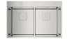 Teka FORLINEA RS15 2B 740 (AUTO) Paslanmaz Çelik Evye resmi